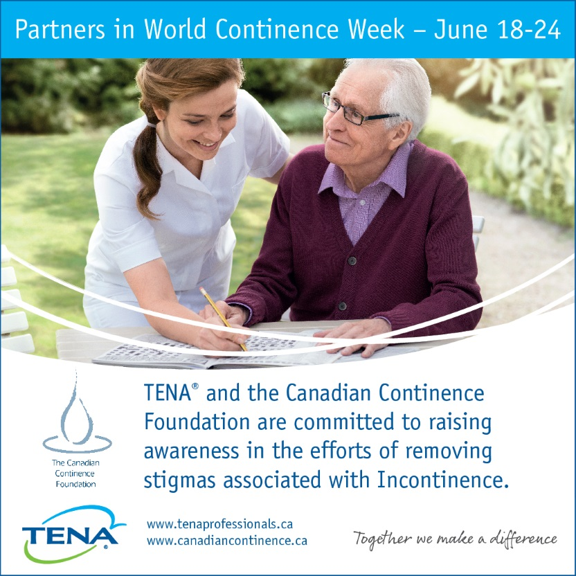 Partners in World Continence Week - June 18-24