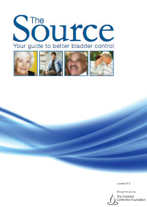 The Source Guide | The Canadian Continence Foundation