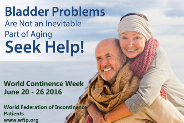World Continence Week 21016